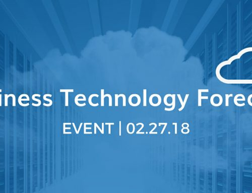 AtNetPlus to Host The Business Technology Forecast