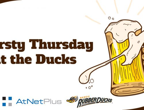 Thirsty Thursday at the Ducks